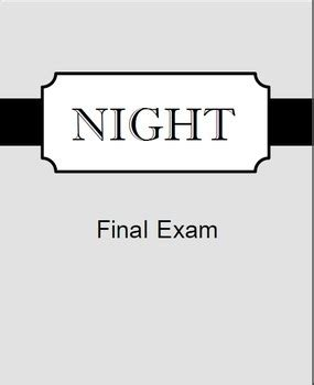 Essay - The Story of Elie Wiesels Night - Books